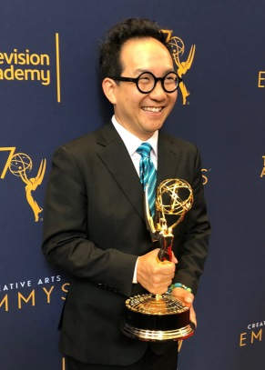 Anthony Chun Emmy Award 2018 cropped